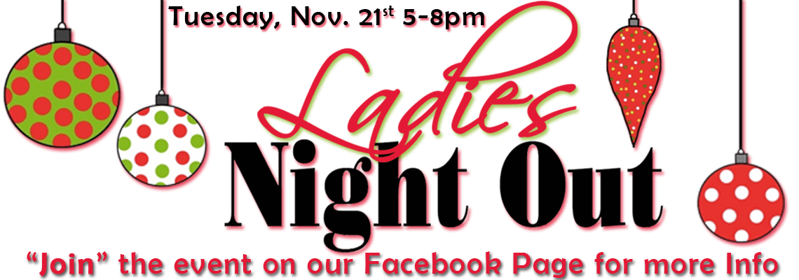christmas ladies night