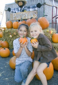 pumpkins kids