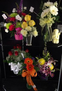 flower bouquets from our florist