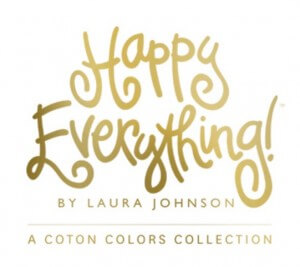 happy everything logo