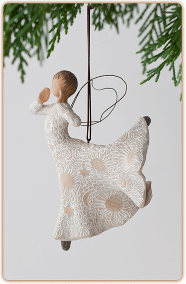 song of joy ornament
