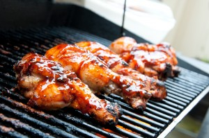 barbecue chicken - summer cookout