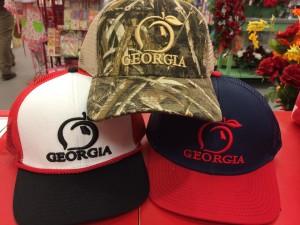 peach state pride hats