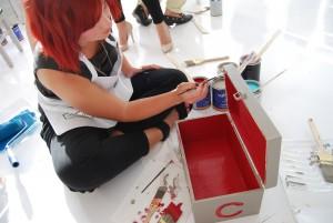 home craft - valspar paint
