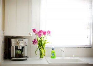kitchen organization - cabinets