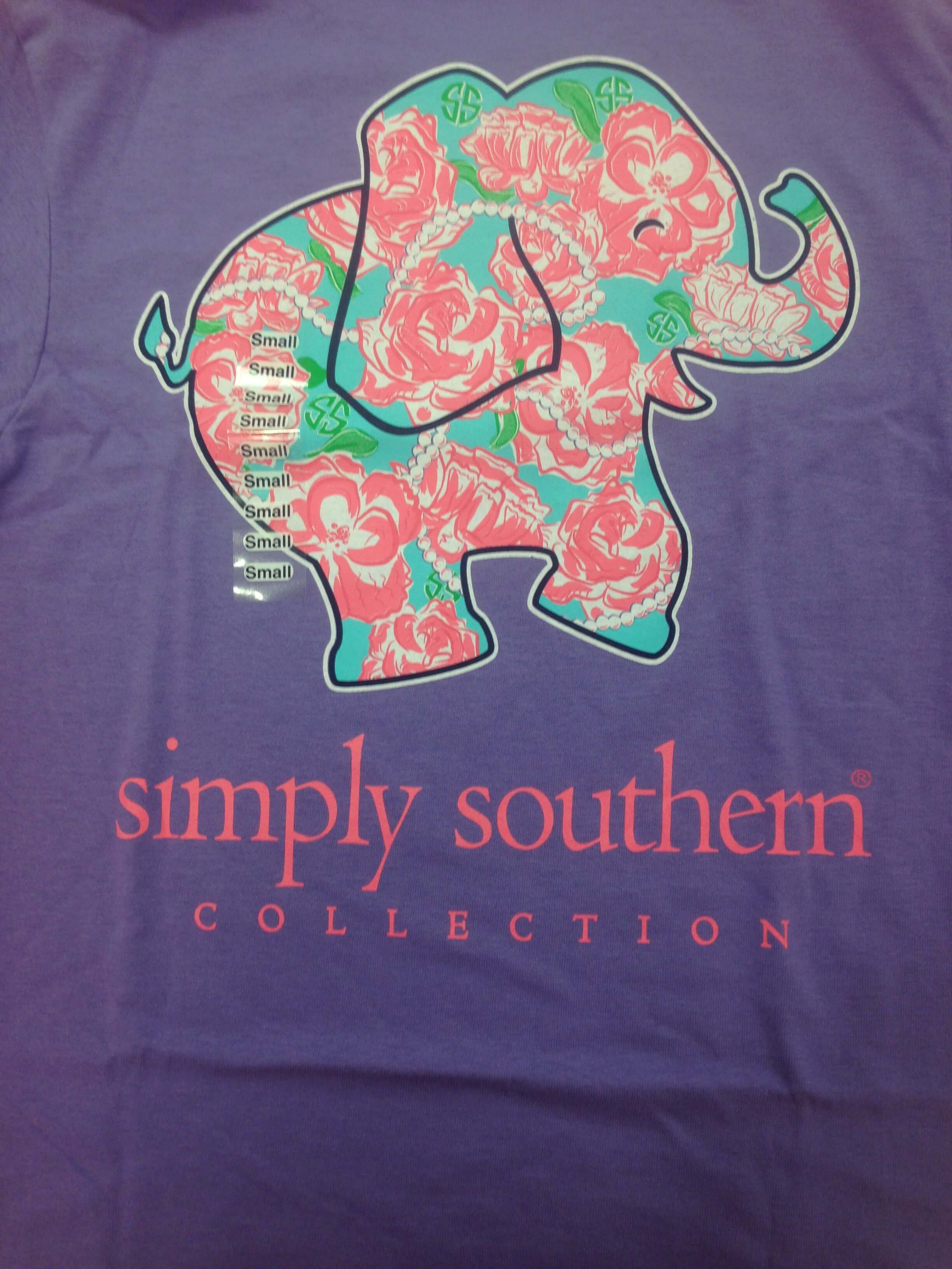 Simply southern for Southern designs