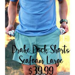 Drake Dock Shorts