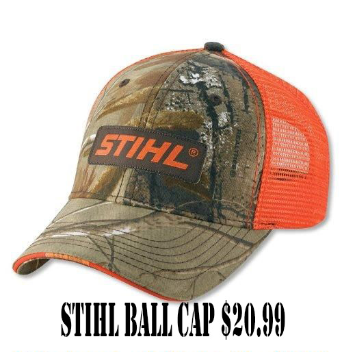 Stihl Cap