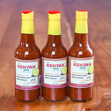 Kenyan Hot Sauce