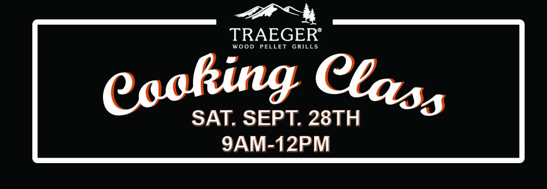 Traeger Cooking Class
